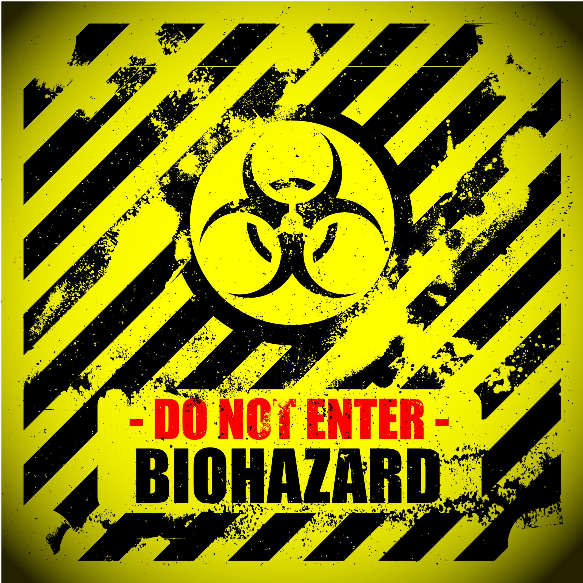 biohazard bg