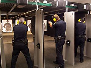 Shooting Range Cleaning and Maintenance